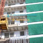 Lift Barang Untuk Proyek Gedung Bertingkat